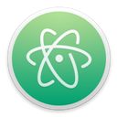 Icon for package Atom