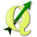 Icon for package QGIS