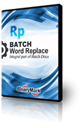 batch-word-replace icon
