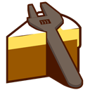 Icon for package cake-bakery.portable