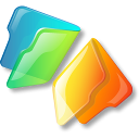 Icon for package folder-marker