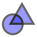 geogebra-geometry icon