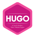 Icon for package hugo-extended