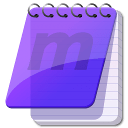 metapad icon