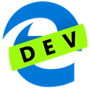 Icon for package microsoft-edge-insider-dev