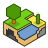 Icon for package minetest