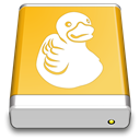 mountain-duck icon