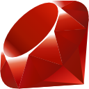 Icon for package ruby