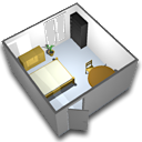 Icon for package sweet-home-3d
