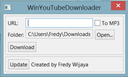 win-youtube-dl icon
