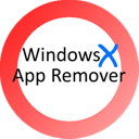 windowsxappremover icon